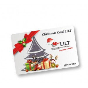 Christmas Card LILT 50,00 Euro